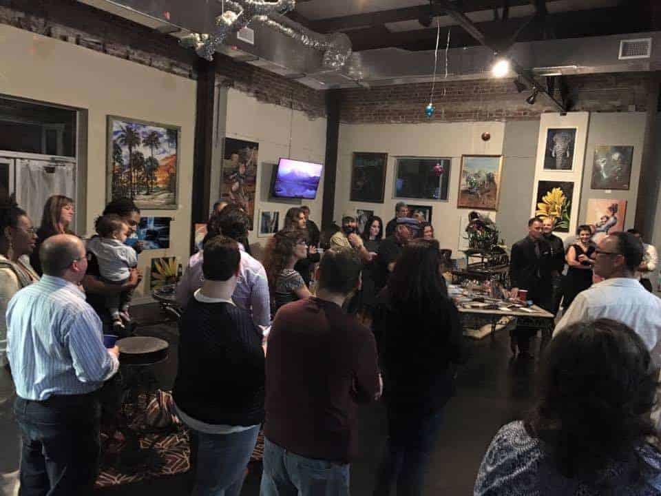 Tampa art scene
