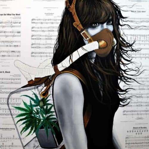 Trending Art, painting